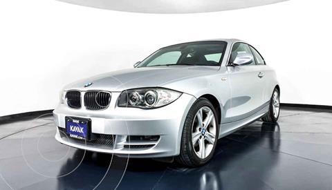 BMW Serie 1 Coupe 125iA usado (2011) color Plata precio $224,999
