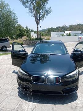 BMW Serie 1 3P 118iA usado (2016) color Negro precio $320,000