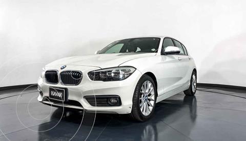 BMW Serie 1 3P 120iA usado (2016) color Blanco precio $302,999