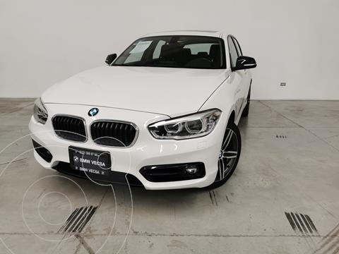 BMW Serie 1 5P 120iA M Sport usado (2017) color Blanco precio $335,000