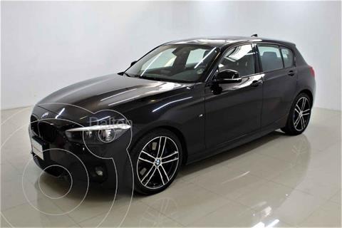 BMW Serie 1 5P 120iA M Sport usado (2019) color Negro precio $450,000