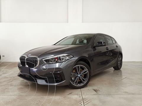 BMW Serie 1 3P 118i Sport Line usado (2020) color Gris precio $640,000