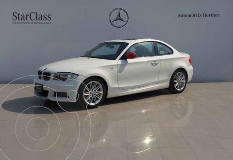 BMW Serie 1 Coupe 125iA  usado (2012) color Blanco precio $239,900