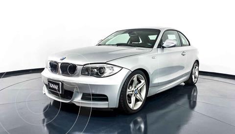 BMW Serie 1 Coupe 135iA usado (2012) color Plata precio $309,999