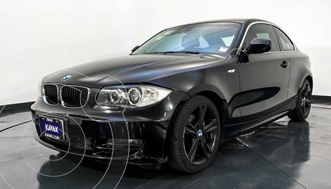BMW Serie 1 Coupe 125iA usado (2010) color Negro precio $209,999