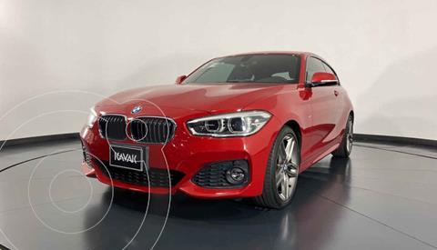 BMW Serie 1 3P 120iA M Sport usado (2018) color Rojo precio $359,999