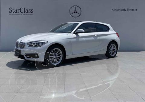 BMW Serie 1 3P 120iA Urban Line usado (2017) color Blanco precio $349,900