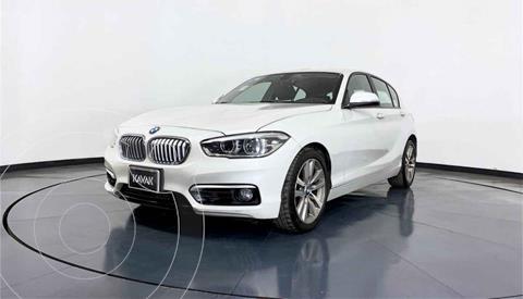 BMW Serie 1 3P 120iA Urban Line usado (2016) color Blanco precio $282,999