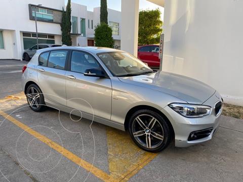 BMW Serie 1 5P 120iA usado (2018) color Plata precio $330,000