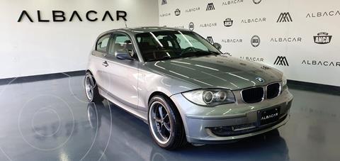 BMW Serie 1 3P 120iA usado (2010) color Gris precio $149,900