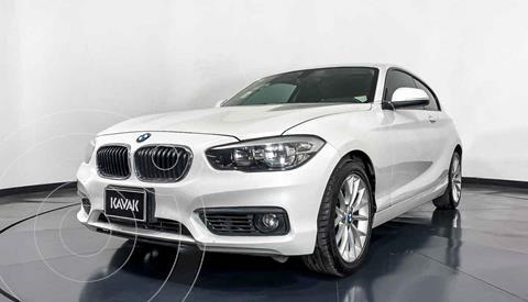 BMW Serie 1 3P 120iA usado (2016) color Blanco precio $284,999