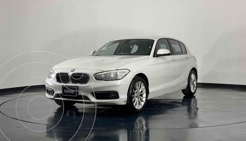 BMW Serie 1 5P 120iA usado (2016) color Blanco precio $279,999