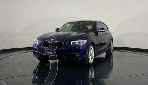BMW Serie 1 3P 120i usado (2016) color Azul precio $289,999