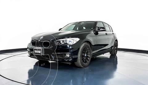 BMW Serie 1 3P 120i usado (2017) color Blanco precio $349,999