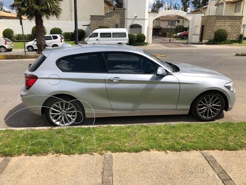 BMW Serie 1 3P 118i Urban Line usado (2014) color Plata precio $170,000