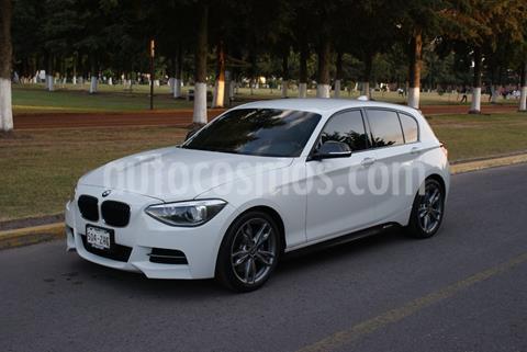 BMW Serie 1 5P 135iA usado (2013) color Blanco precio $240,000