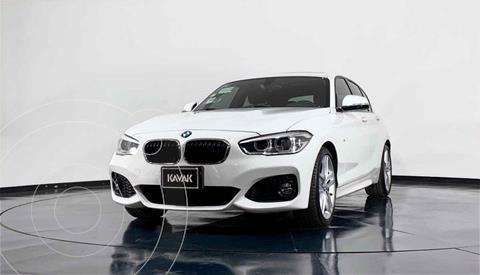 BMW Serie 1 5P 120i M Sport usado (2017) color Blanco precio $393,999