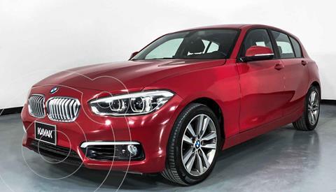 BMW Serie 1 3P 120iA Urban Line usado (2016) color Rojo precio $289,999