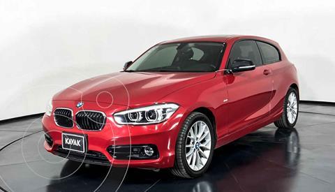 BMW Serie 1 3P 120iA Sport Line usado (2018) color Rojo precio $354,999