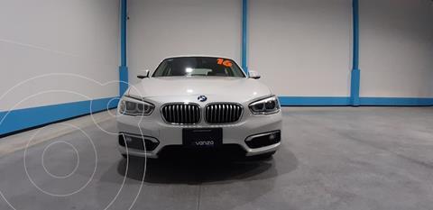 BMW Serie 1 3P 120iA Urban Line usado (2016) color Blanco precio $330,000