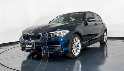 BMW Serie 1 3P 120iA Urban Line usado (2016) color Azul precio $299,999