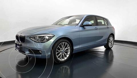 BMW Serie 1 5P 118iA usado (2013) color Azul precio $204,999