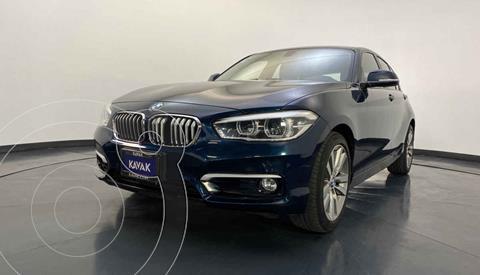 BMW Serie 1 3P 120iA Urban Line usado (2016) color Azul precio $309,999