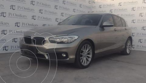 BMW Serie 1 3P 120iA Urban Line usado (2016) color Granito precio $295,000