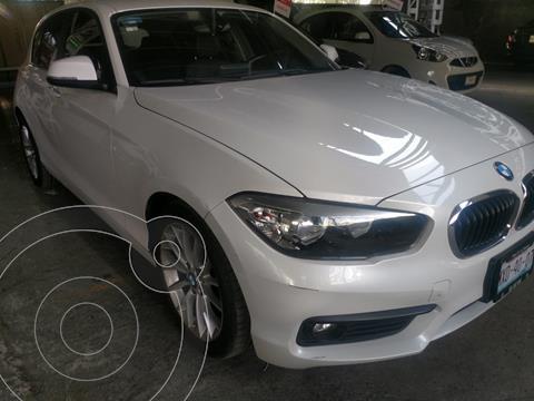 BMW Serie 1 3P 120iA Urban Line usado (2016) color Blanco precio $279,000