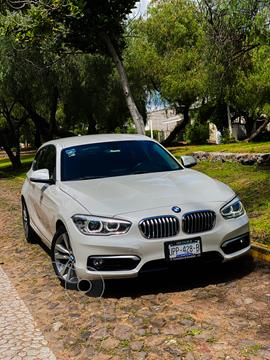BMW Serie 1 3P 120iA Urban Line usado (2016) color Blanco Mineral precio $265,000