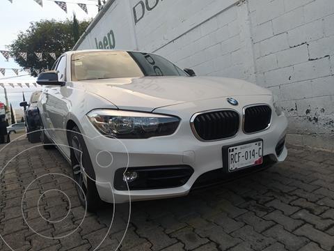 BMW Serie 1 118i Sport Line usado (2019) color Blanco precio $420,000