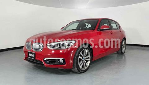 BMW Serie 1 3P 120iA Urban Line usado (2016) color Rojo precio $312,999