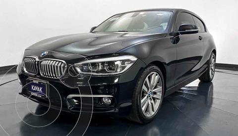 BMW Serie 1 5P 120iA Urban Line usado (2016) color Blanco precio $299,999