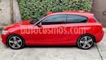 BMW Serie 1 3P 120iA Sport Line usado (2017) color Rojo precio $305,000