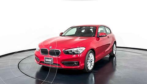 BMW Serie 1 3P 120iA usado (2016) color Rojo precio $284,999