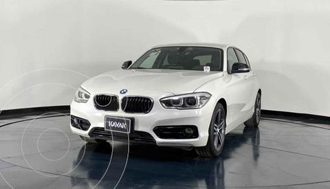 BMW Serie 1 5P 120iA Sport usado (2016) color Blanco precio $309,999