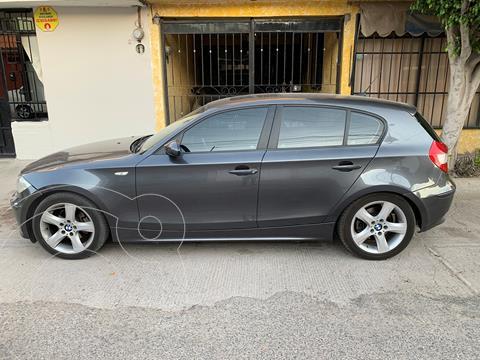 BMW Serie 1 5P 120iA Style usado (2006) color Gris precio $106,000