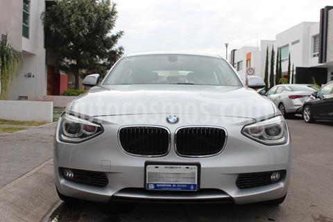 BMW Serie 1 3P 118iA Sport Line usado (2014) color Plata Hielo precio $200,000