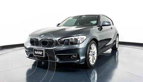 BMW Serie 1 3P 120iA usado (2016) color Gris precio $292,999