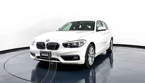 BMW Serie 1 3P 120i usado (2017) color Blanco precio $347,999