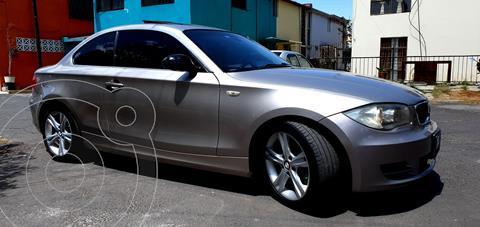 BMW Serie 1 Coupe 125iA  usado (2009) color Gris precio $165,000