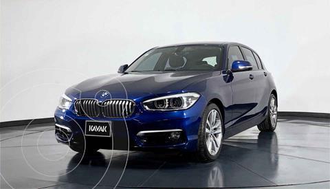 BMW Serie 1 3P 120iA Urban Line usado (2016) color Azul precio $282,999