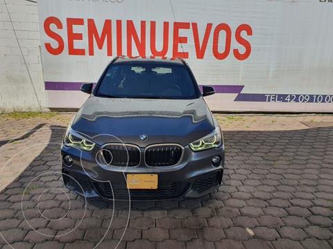 BMW Serie 1 3P 120iA M Sport usado (2019) color Gris Oscuro precio $550,000