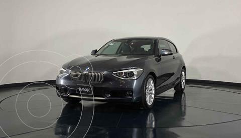 BMW Serie 1 3P 118i Urban Line usado (2015) color Gris precio $234,999