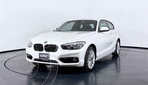 BMW Serie 1 3P 120iA usado (2016) color Blanco precio $279,999