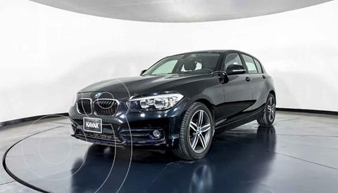 BMW Serie 1 5P 118iA Sport Line usado (2019) color Blanco precio $406,999