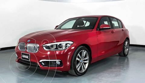 BMW Serie 1 3P 120iA Urban Line usado (2016) color Rojo precio $304,999