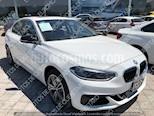 Foto venta Auto usado BMW Serie 1 Sedan 120iA Sport Line (2019) color Blanco precio $555,000