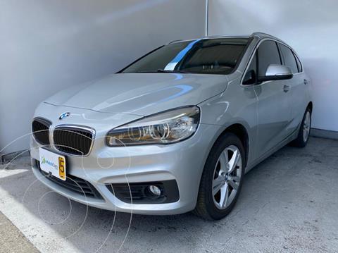 BMW Serie 2 Active Tourer 218i usado (2018) color Plata Metalico precio $81.990.000