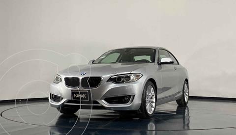 BMW Serie 2 Coupe Version usado (2016) color Plata precio $337,999